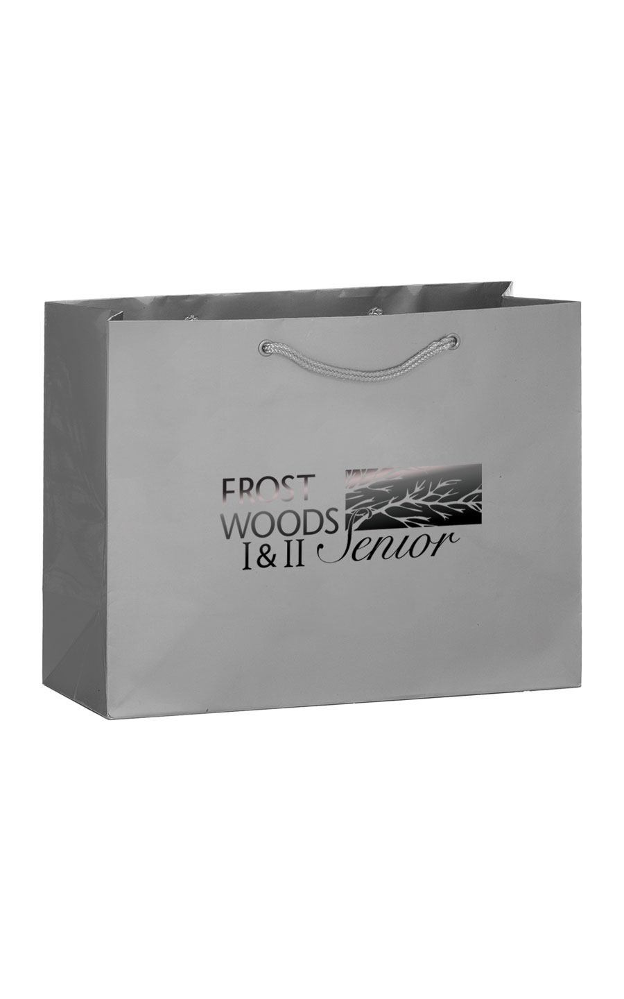 Euro Tote - Gloss Laminated