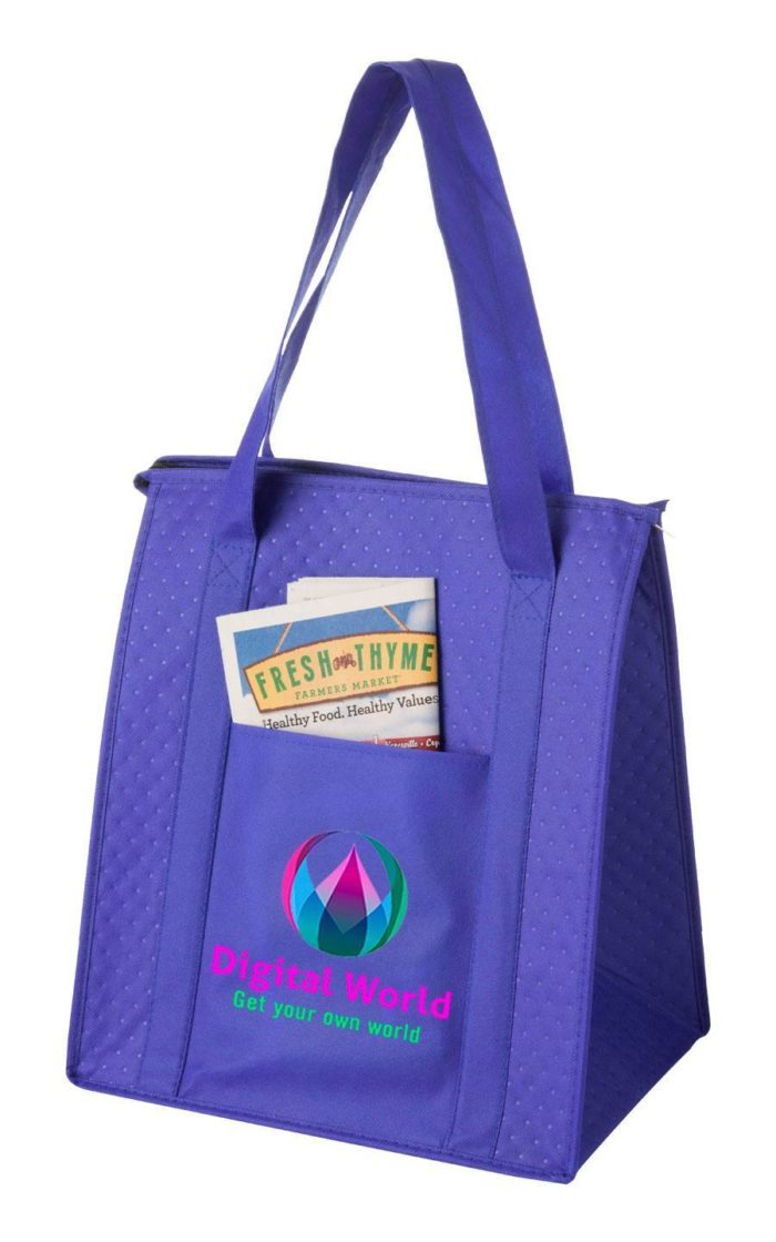 EnduraChrome™ Insulated Grocery Tote